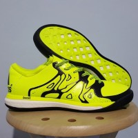Sepatu Futsal Adidas X 15 Boost Yellow IC / Datar Replika Impor