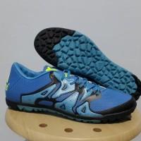 Sepatu Futsal Adidas X 15.1 Solar Blue TF / Gerigi Replika Impor