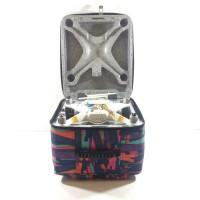 Nylon Travel Backpack Tas Ransel Zip For DJI Phantom 4 & 4PR0 BAG ONLY