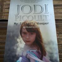 Novel Terjemahan Jodi Picoult -- My Sisters Keeper