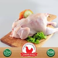 Ayam Karkas / Potong Broiler Ukuran 0.7 - 0.8, Kondisi Fresh Segar