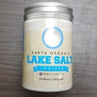 Lake Salt/Garam | Earth Organic | 550gr
