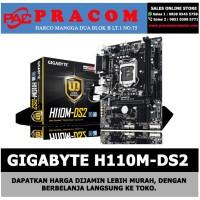 MAINBOARD GIGABYTE GA H110M-DS2 Soket Intel 1150