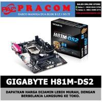 Mainboard GIGABYTE H81M DS2 RESMI