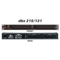 Equalizer DBX 215 ( 2 X15 ) channel
