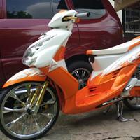 velg mobil motor mio matic racing ring 17 murah original lengkap 00038