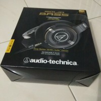 Audio Technica headphone ATH-WS1100is