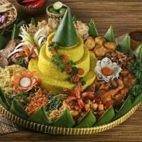 Tumpeng/Nasi Kuning/Tumpeng murah