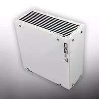 ready CASING GAMING CASE EVGA DG 75 MID TOWER 2 SIDES OF TEMPERED GLAS