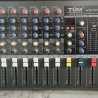Mixer audio tum ms-610d 6ch