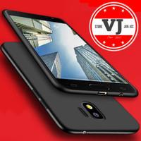 Softcase Black Matte Samsung Galaxy J2 Core 2018 Case Samsung J2 Core