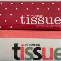 TISSUE MONTISS 2PLY-250 SHEET/ TISSUE KERING