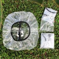 Jas Hujan Tas - Cover bag rain coat - Pelindung Tas dari Air Hujan