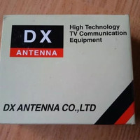 DX Antenna 4 Way Splitter / pembagi tv / spliter dx 1 antena 4 tv