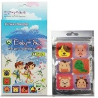 Stiker Anti Nyamuk (Baby Flow Mosquito Repellent Patch)