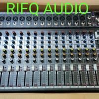 16 Channel Mixer Audio TUM M 1600 USB Equalizer + Efek Vocal M1600 Usb