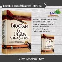 Buku Biografi 60 Ulama Ahlussunnah - Pustaka Darul Haq