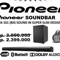 PIONEER Soundbar SBX 101