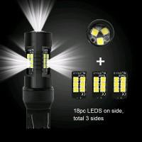 LAMPU MUNDUR SEIN SEN T20 7440 18 LED BY LG CHIP