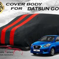 Body Cover 2 Warna Sarung Mobil 2 Warna - Datsun GO Plus