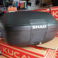 Box Motor SHAD SH42 muat 2 helm bukan givi atau kappa