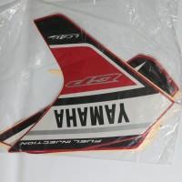 Stiker Bodi & Lis Body & Striping Vixion GP 2014 Merah