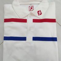 Kaos Polo/Kaos Kerah Shirt Footjoy Stripe