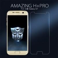 Samsung Galaxy S7 Flat Temperred Glass / Anti Gores Kaca