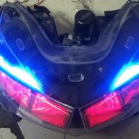 headlamp + alis + devil vario 125 / 150
