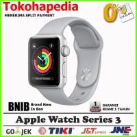 Apple Watch / iWatch Series 3 38mm White Silver Fog Sport Band