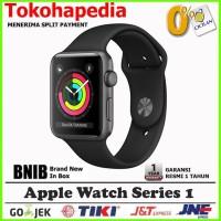 Apple Watch / iWatch Series 1 42mm Alumunium Black Sport Band