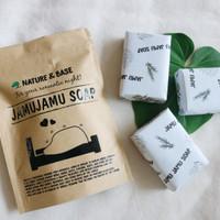 Sabun Wajah Herbal (Pembersih Komedo dan Jerawat) JamuJamu Soap