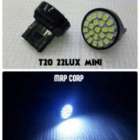 lampu mundur / sein t20 22 lux mini