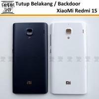 Tutup Belakang Casing Backdoor Back Door XiaoMi Redmi 1 1S Original