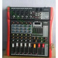 mixer audio 6 channel tum m600 mixer tum m 600