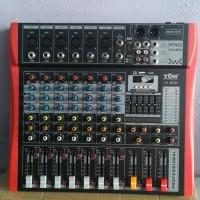 mixer audio 8 cxxnel tum m800 mixer tum m 800