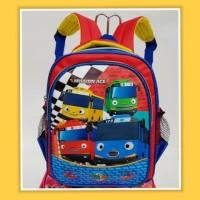 Tas Ransel Anak Sekolah Sd Karakter Tayo The Little Bus Murah