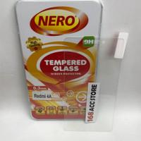 TEMPERED GLASS / ANTI GORES KACA XIAOMI REDMI 4A NERO