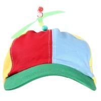 Topi Doraemon Baling Baling Bambu Propeller Baseball Cap Topi Kekinian