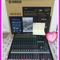 Audio Mixer YAMAHA MGP16X MG 16 X 16CHANMEL ORIGINAL RESMI