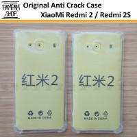 Case Anti Crack XiaoMi Redmi 2 2S Anticrack Ultra Thin Soft Original