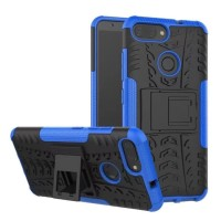 Casing ASUS ZENFONE MAX PLUS (M1) ZB570T Rugged Armor Kick Stand Case