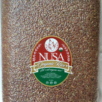 Beras Merah Organic Nusa Kemasan 5 kg