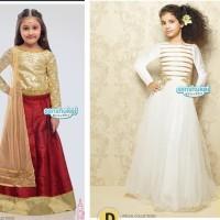 senshukei gamis sari baju india anak sz 2-7 thn
