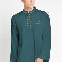 Baju Koko Akhtar design look trendy