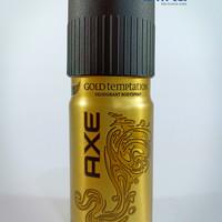 AXE DEODORANT BODY SPRAY Gold Temptation 150ml