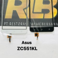 Asus Zenfone 3 Laser ZC551KL Touchscreen Kaca Lcd Depan Original