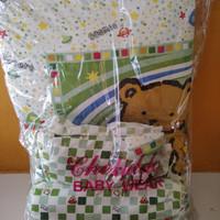 Kasur bayi chekiddo warna hijau