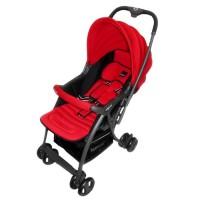BabyElle S606 Citilite 2 Red / Kereta Dorong Bayi / Stroller