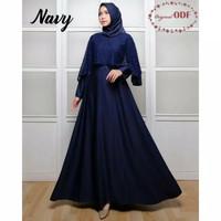 Baju gamis/baju pesta/baju lebaran/baju gamis kebaya/baju burkat/dress